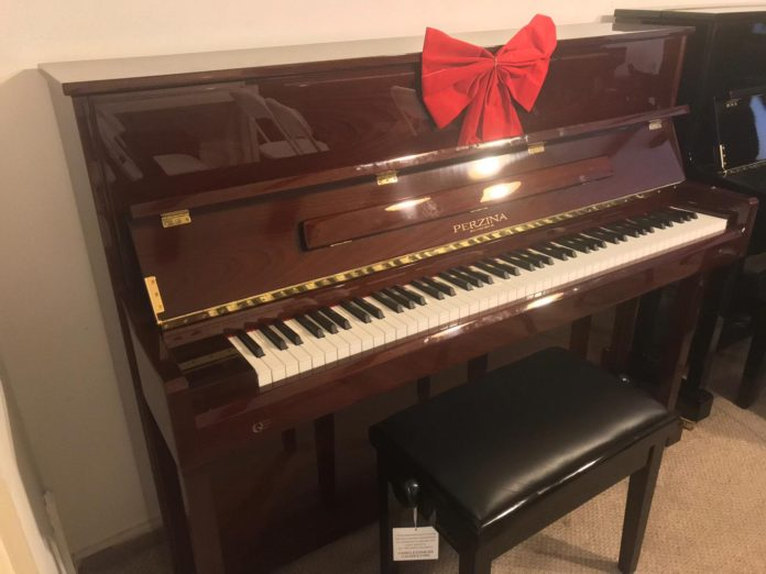 Pianina Perzina Premiul cel Mare Casa Pianelor Boem si Bol Concurs National de Pian Musica Mundi